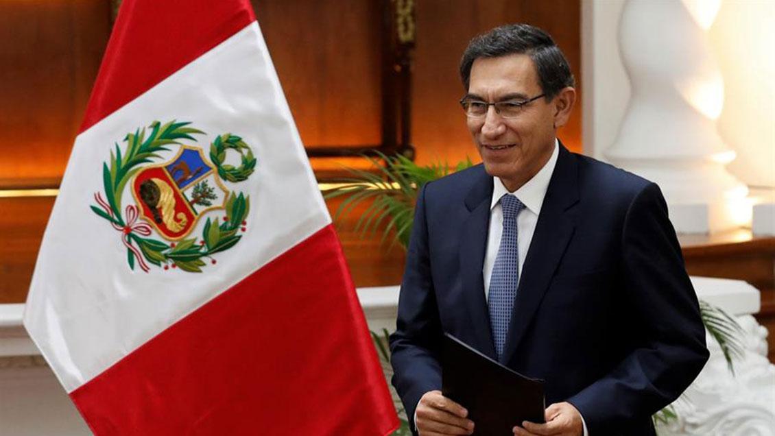 El Gobierno peruano presentará el lunes una nueva cuestión de confianza