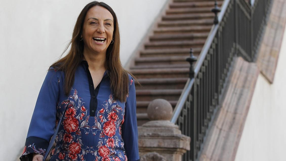 Ministra Pérez hace guiño a Rubilar: Sería una gran candidata para gobernación metropolitana
