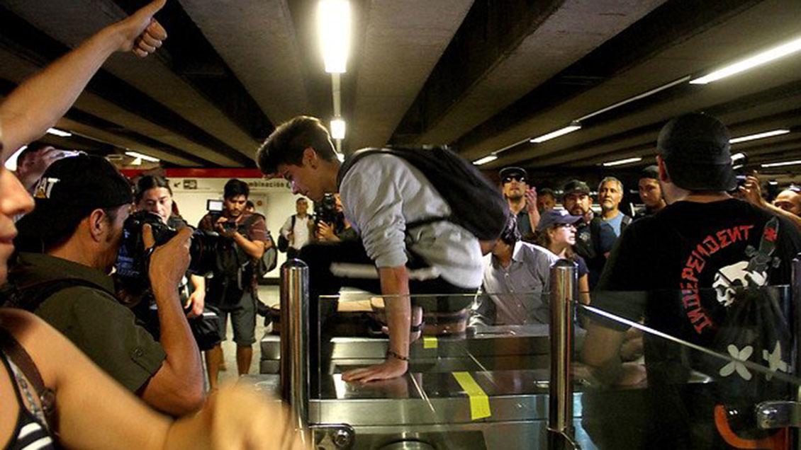 Metro anunció acciones legales: