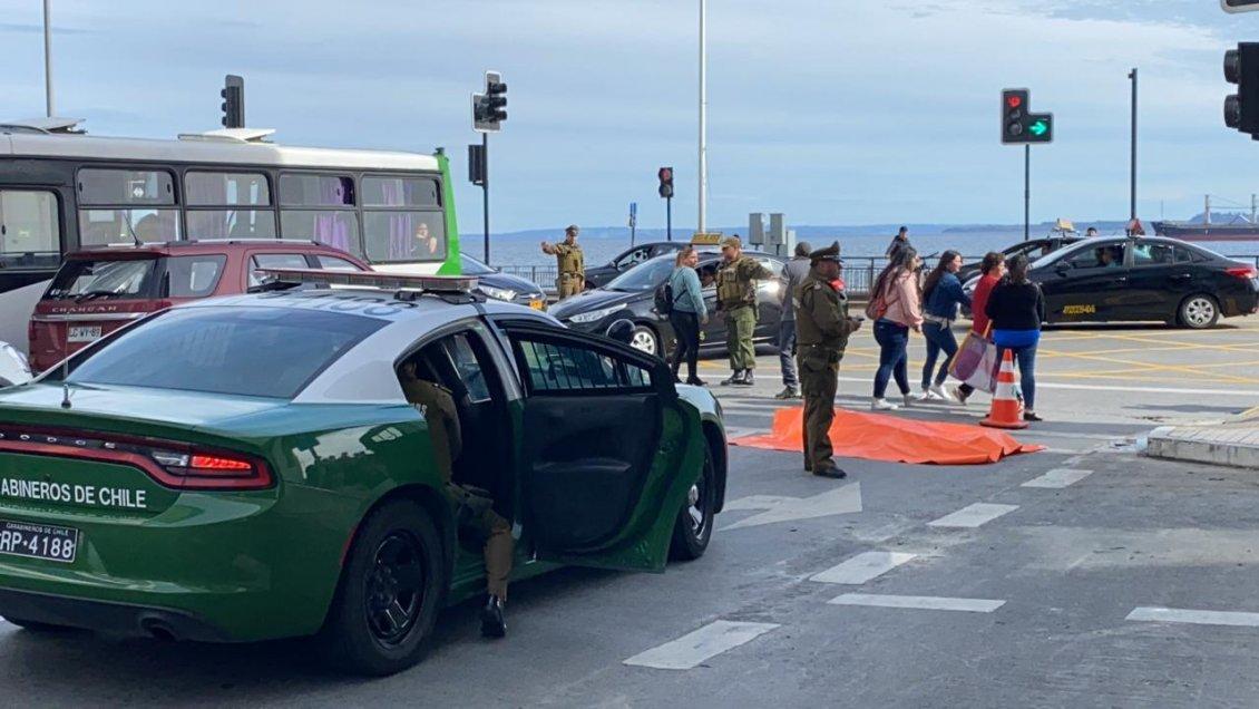 Hombre falleció tras recibir un disparo en pleno centro de Puerto Montt - Cooperativa.cl