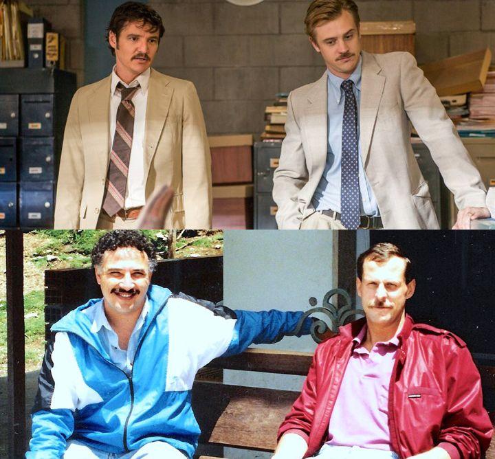 Agentes de la DEA revelan secretos sexuales de Pablo Escobar