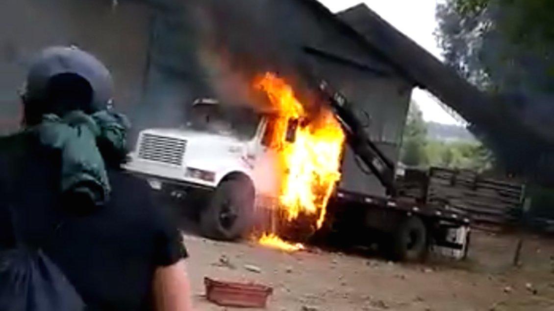 """Ejército repudió """"ataque de delincuentes"""" a cuartel en San Antonio - Cooperativa.cl"""