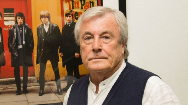 Murió Terry O'Neill, icónico fotógrafo de The Beatles y The Rolling Stones