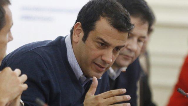 Rodrigo Delgado: Un pedacito del acuerdo constitucional tiene que ver con lo que impulsamos los alcaldes - Cooperativa.cl