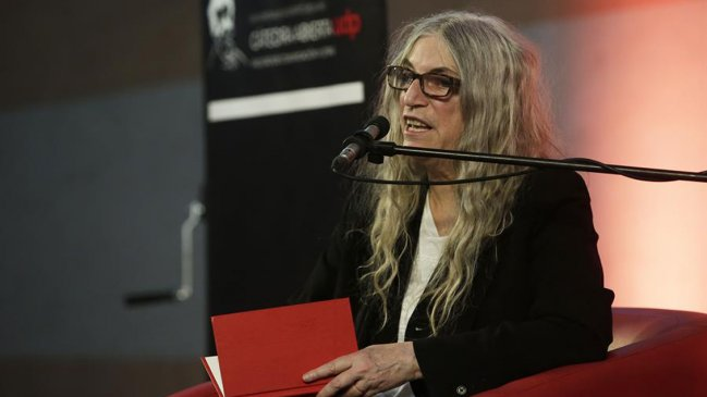 Patti Smith se declaró