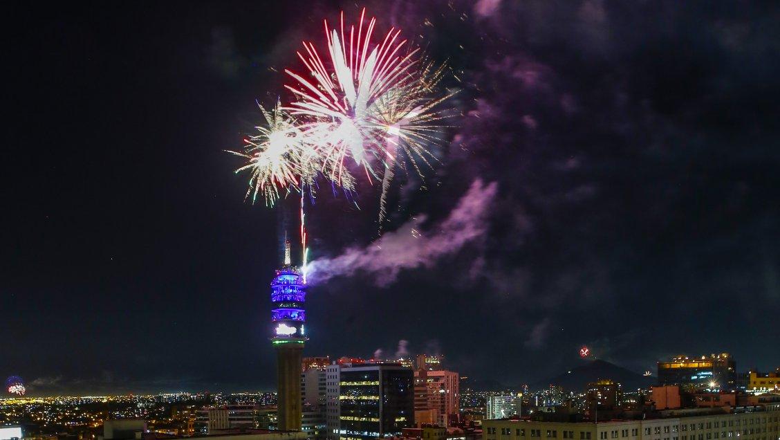 Este Año Nuevo no habrá show de fuegos artificiales en la Torre Entel