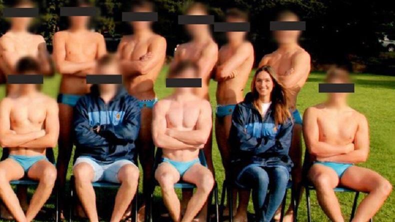¡Escándalo! Maestra 'supermodelo' de historia tuvo sexo con cinco alumnos en Sudáfrica