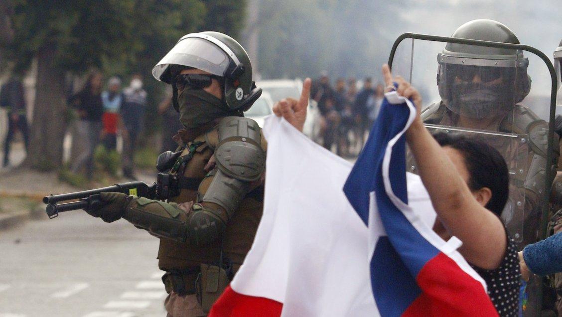 DDHH: Informe Bachelet consigna muertes, tortura y violencia sexual durante la crisis