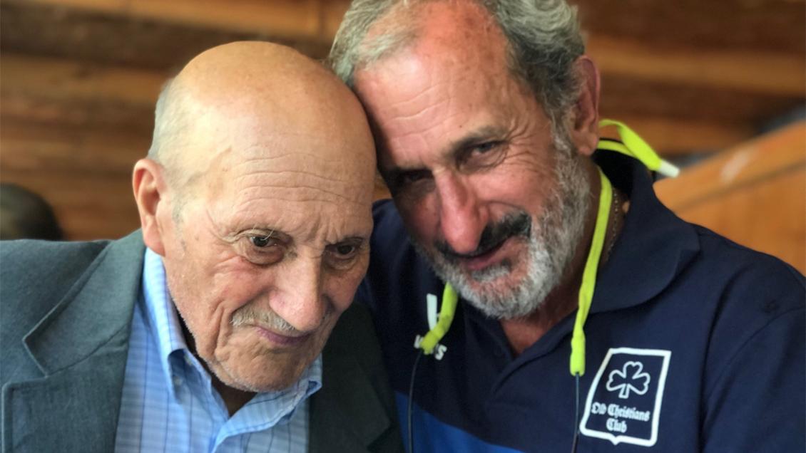 Sobreviviente de los Andes homenajeó a arriero chileno que los encontró hace 47 años