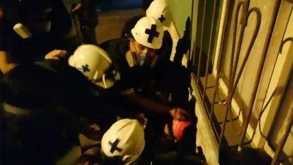 Periodista de Cooperativa fue herida con perdigones por Carabineros en Antofagasta