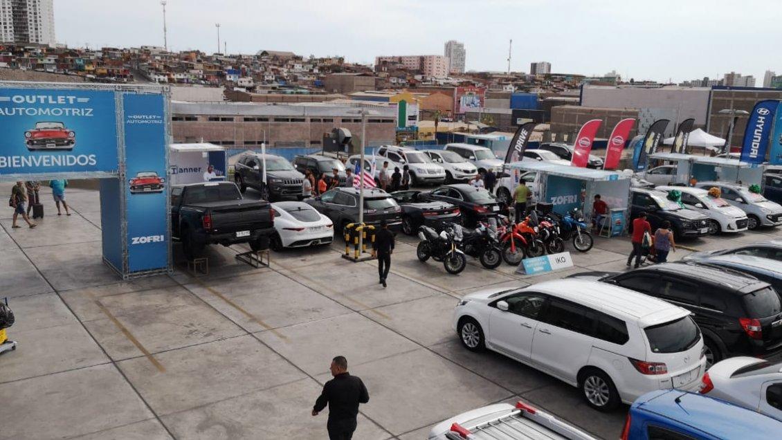 Iquique: Outlet automotriz de Zofri culmina este sábado con descuentos de hasta un 30 por ciento - Cooperativa.cl