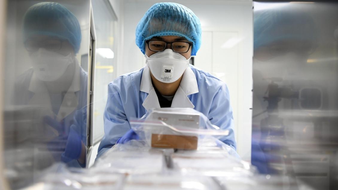 Coronavirus: Científicos chinos esperan probar vacuna en 40 días