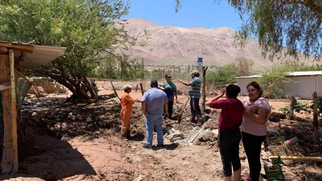 Culmina reposición de caminos, servicios básicos y catastros tras el aluvión en Alto del Carmen