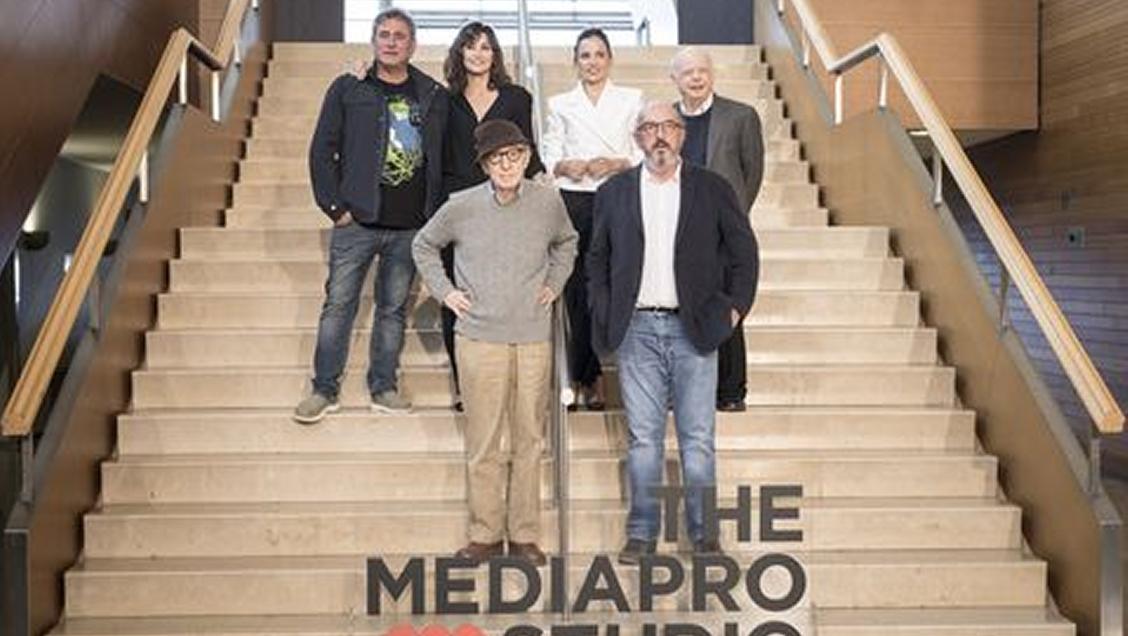 El filme que Allen rodó en San Sebastián ya tiene título: