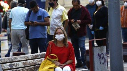 Coronavirus en Chile: Contagiados llegan a 1.610 casos y confirman quinto fallecido por el Covid-19