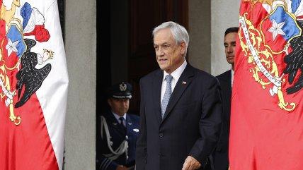 Piñera criticó a los