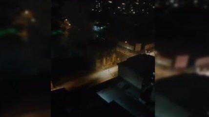 Incendio devastó el popular restaurante El Rincón de los Canallas, en el centro de Santiago