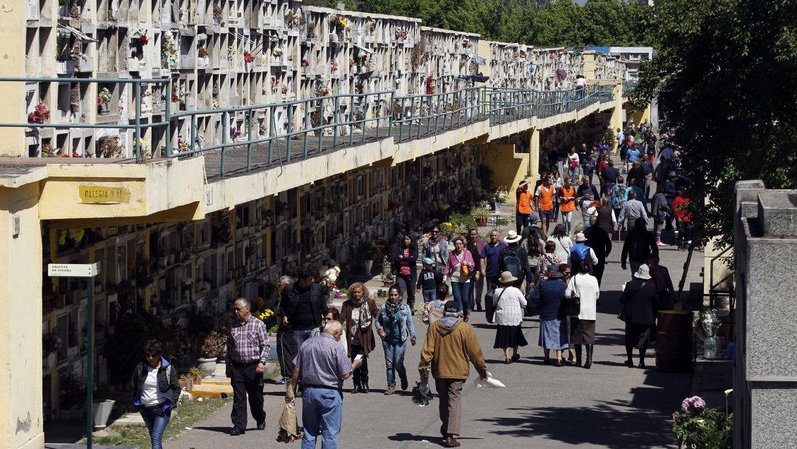 Trabajadores de cementerios: No se debería abrir el día de la madre - Cooperativa.cl