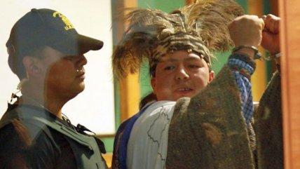 Machi Celestino Córdova cumplió 19 días en huelga de hambre ...
