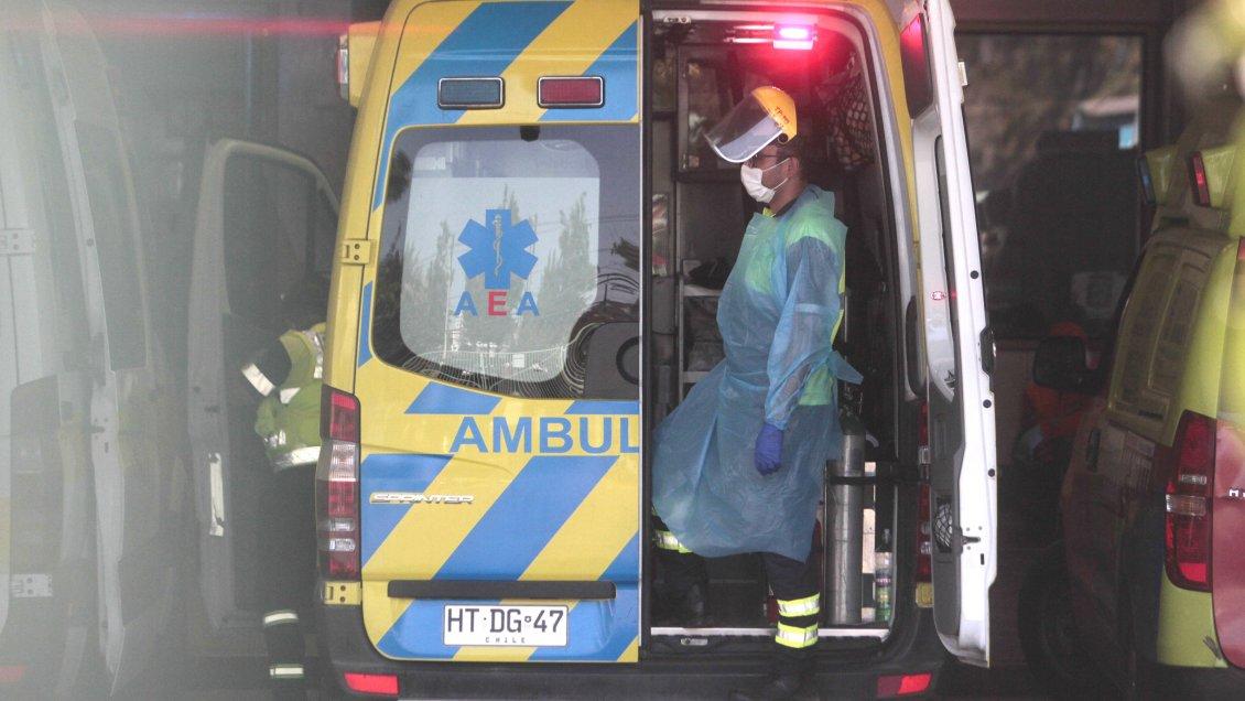 Chile sumó más de 16 mil casos nuevos de Covid-19 en cinco días – Noticias Chile