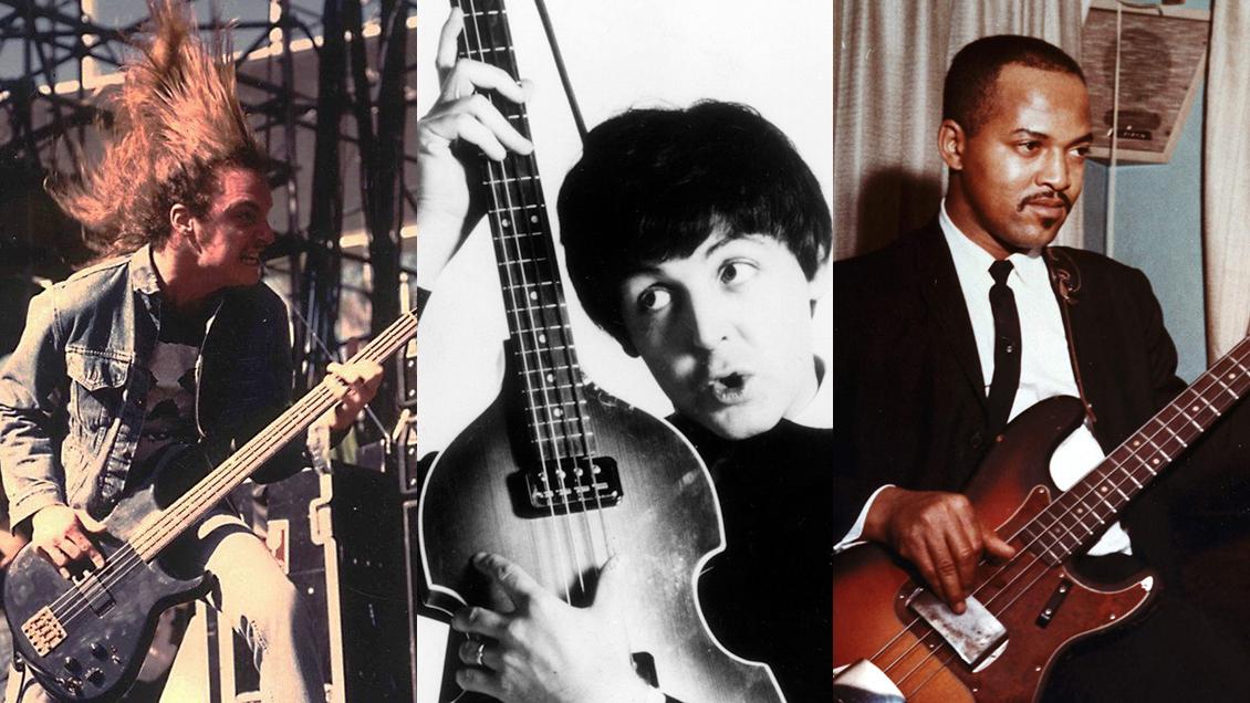 Rolling Stone publica polémico listado de los 50 mejores bajistas ...