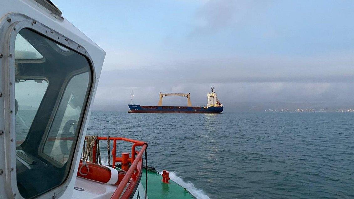Buque ecuatoriano con 15 tripulantes no puede zarpar hace un año desde Talcahuano