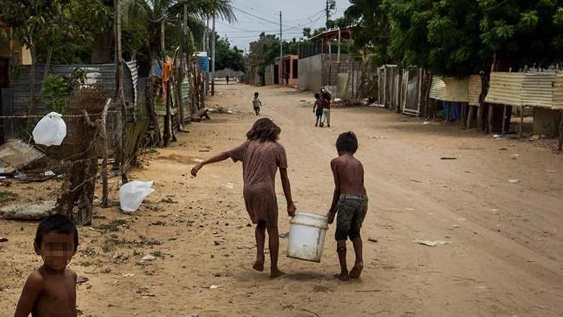 El 96% de los venezolanos está en la pobreza, según estudio