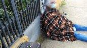 Municipio llevará a la justicia a mujer que echó a la calle a su madre en cuarentena