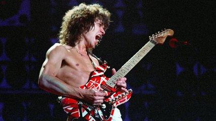 Adiós a una leyenda: Eddie Van Halen muere a los 65 años - Cooperativa.cl
