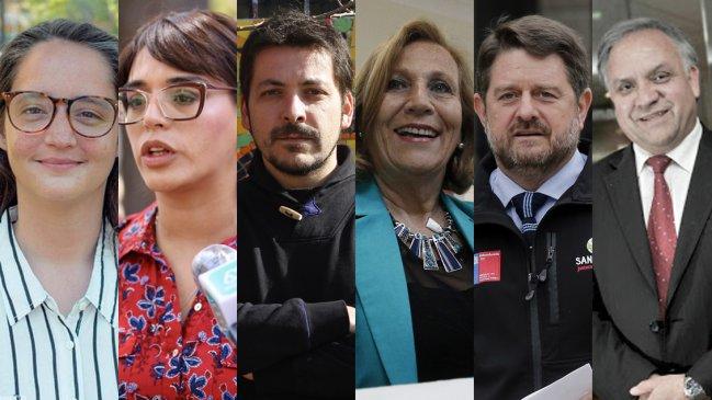 Prioridades y propuestas de los candidatos a la Gobernación de la Región Metropolitana