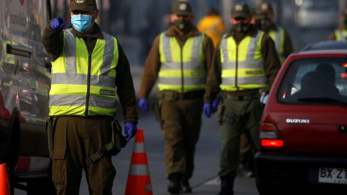 Balance de Año Nuevo: Más de 138.000 vehículos salieron de la Región Metropolitana