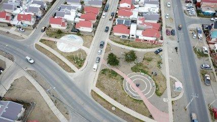 Intervendrán 27 espacios públicos del sector sur de Punta Arenas