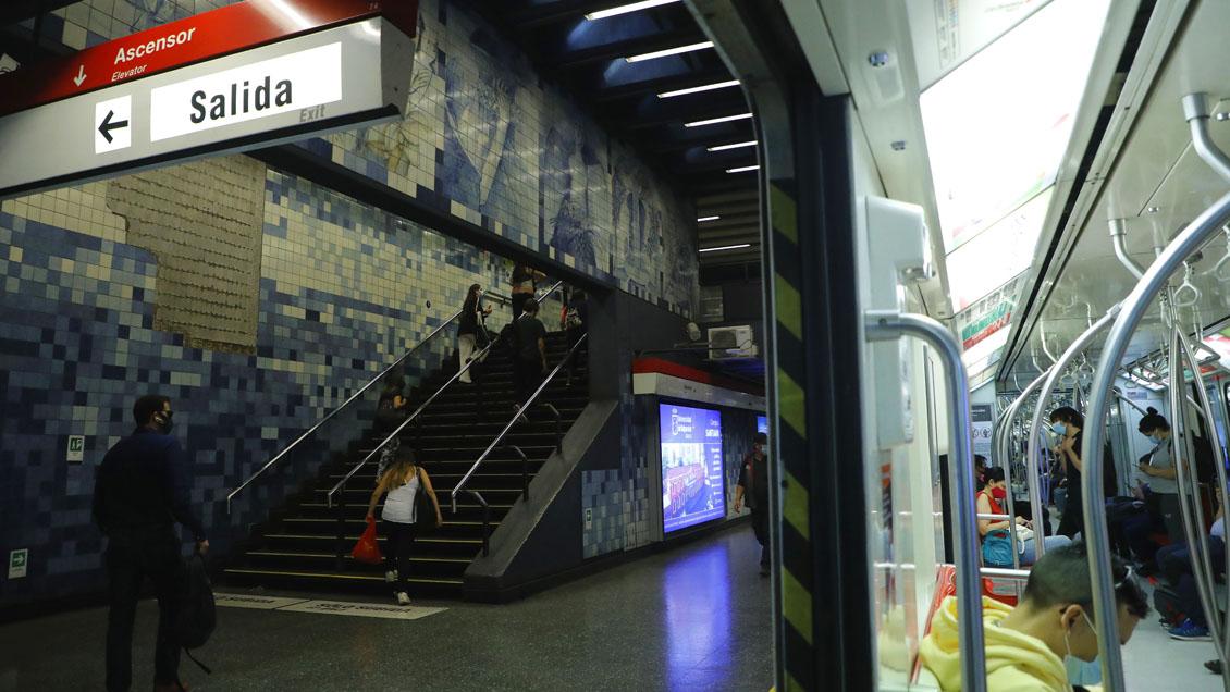 Metro extiende horario de servicio por acortamiento del toque de queda