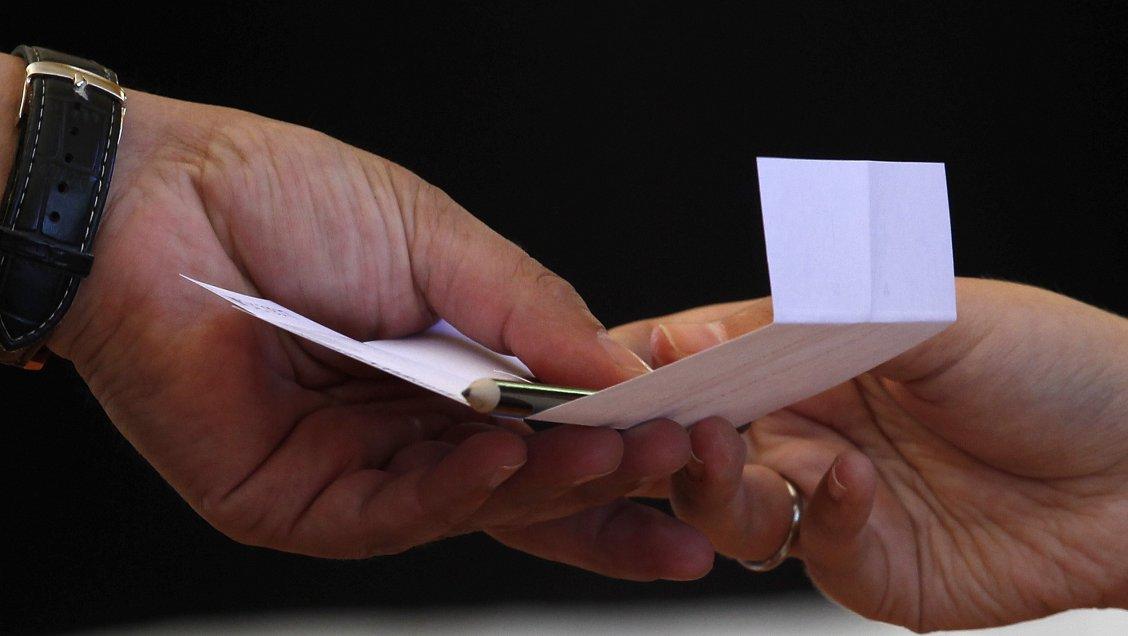 Diputados aprobaron reforma que busca reponer el voto obligatorio