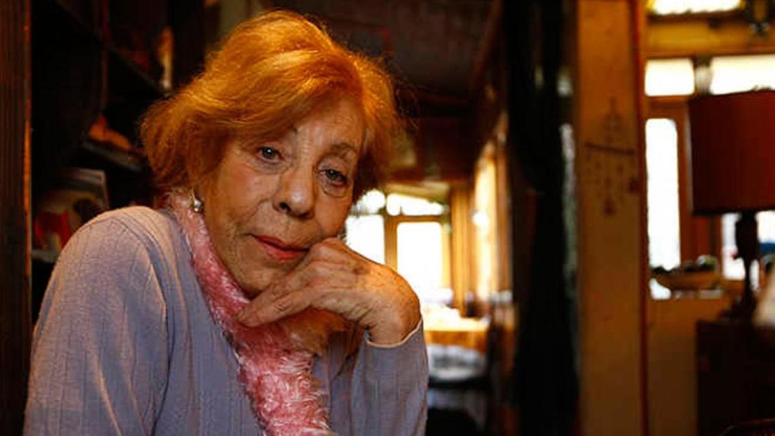 Muere la actriz Violeta Vidaurre a los 92 años