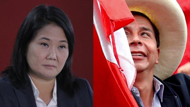Keiko Fujimori pide anular 200.000 votos de las elecciones en Perú