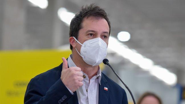 El reproche de Palacios a empresarios chilenos: Da pena que quienes más apuestan por Chile son extranjeros