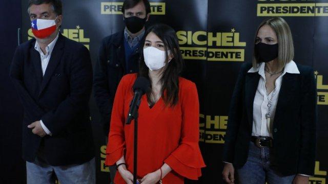 Isabel Plá y Francisco Undurraga se sumaron a la campaña de Sichel