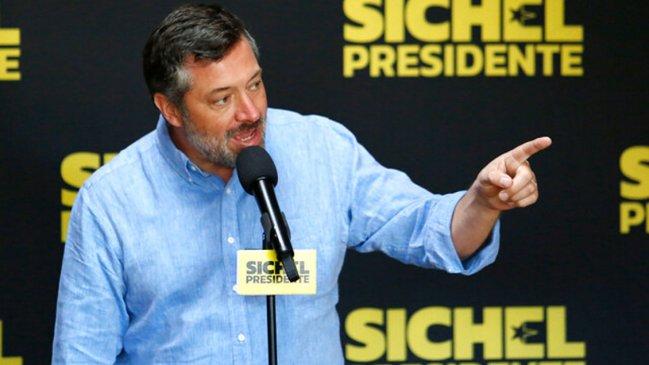 Sichel busca repuntar en la carrera a La Moneda con nuevo comité político