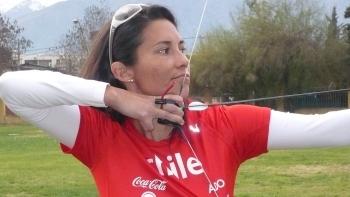 De Ausencia La Deportista Chilena Volvi Con Triunfos Foto Ado