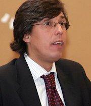 Arturo Barrios. (Foto: UPI) - FOTO_0120090901125606