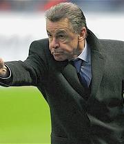 """Hitzfeld: """"Mourinho es una vergüenza para el Real Madr"""
